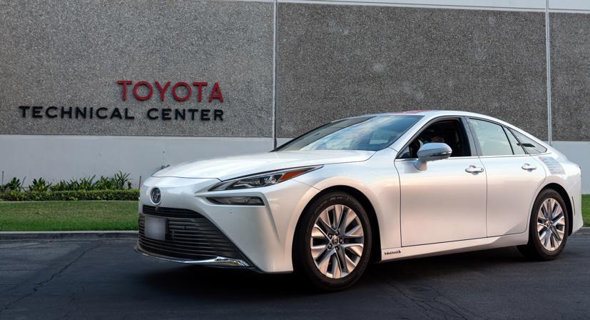 Toyota Mirai lập kỷ lục Guinness - Ảnh 2