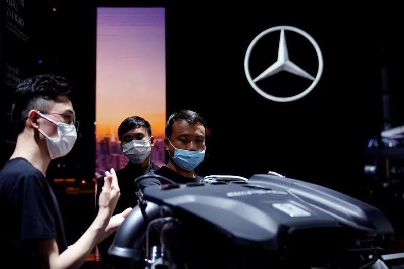Mercedes-Benz đã đầu tư đáng kể vào việc nâng cấp xưởng thiết kế ở Trung Quốc.