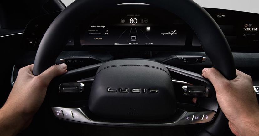 Lucid đã đi được một chặng đường dài trong vài năm qua và hiện tại, hãng đang chế tạo ô tô tại nhà máy của mình ở Arizona.