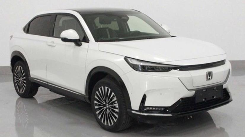 Hình ảnh mẫu xeHonda HR-V 2022 phiên bản chạy điện mới được hé lộ trên website củaBộ Công nghiệp và Công nghệ thông tin Trung Quốc (MIIT).