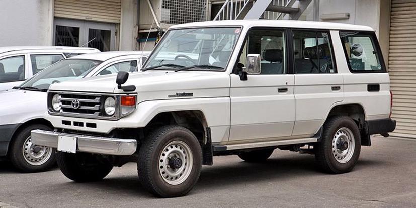 """Hành trình """"tiến hóa"""" của huyền thoại Toyota Land Cruiser - Ảnh 10"""
