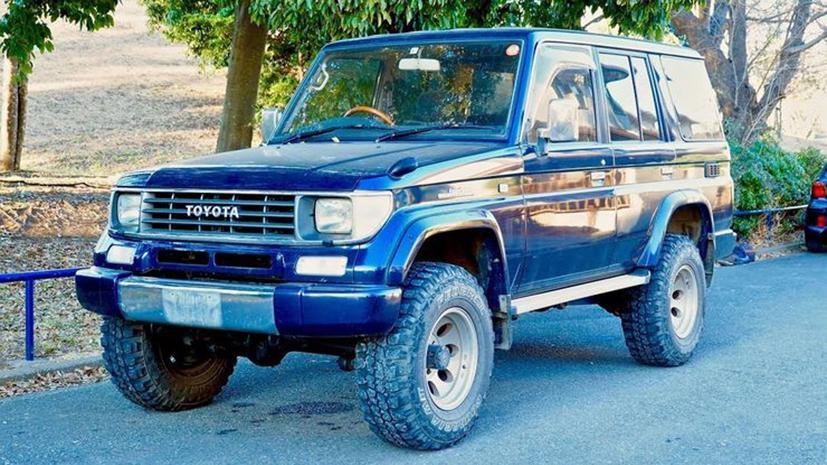 """Hành trình """"tiến hóa"""" của huyền thoại Toyota Land Cruiser - Ảnh 12"""