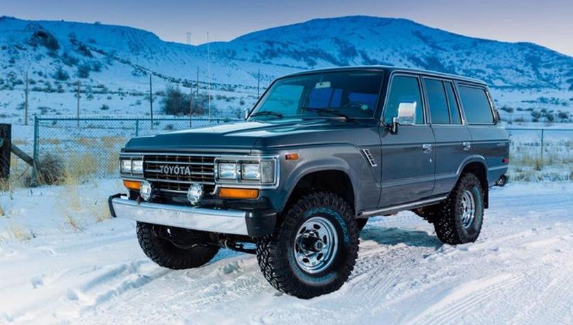"""Hành trình """"tiến hóa"""" của huyền thoại Toyota Land Cruiser - Ảnh 13"""