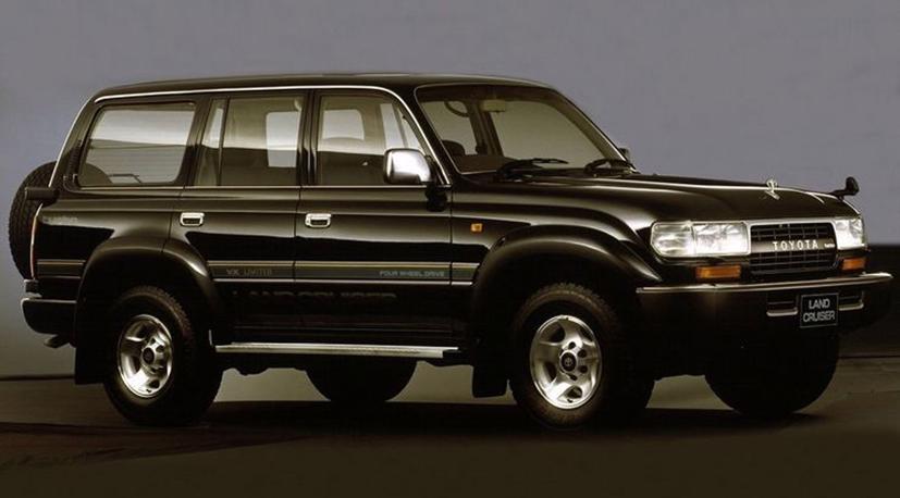 """Hành trình """"tiến hóa"""" của huyền thoại Toyota Land Cruiser - Ảnh 14"""