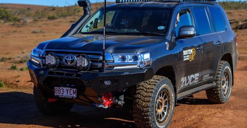 """Hành trình """"tiến hóa"""" của huyền thoại Toyota Land Cruiser - Ảnh 16"""