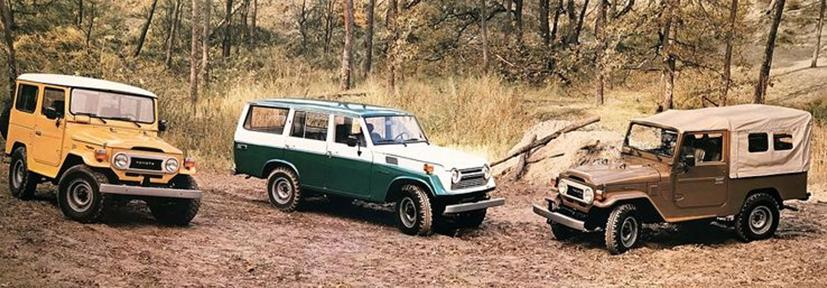 """Hành trình """"tiến hóa"""" của huyền thoại Toyota Land Cruiser - Ảnh 2"""