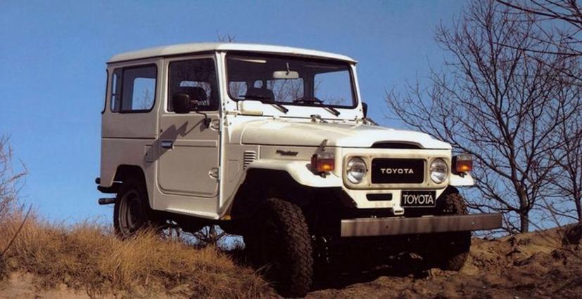 """Hành trình """"tiến hóa"""" của huyền thoại Toyota Land Cruiser - Ảnh 5"""