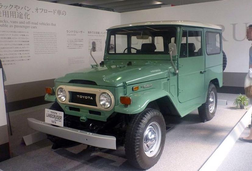 """Hành trình """"tiến hóa"""" của huyền thoại Toyota Land Cruiser - Ảnh 6"""