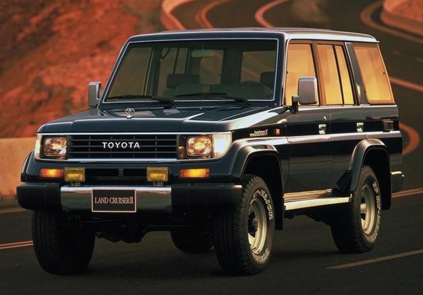 """Hành trình """"tiến hóa"""" của huyền thoại Toyota Land Cruiser - Ảnh 9"""