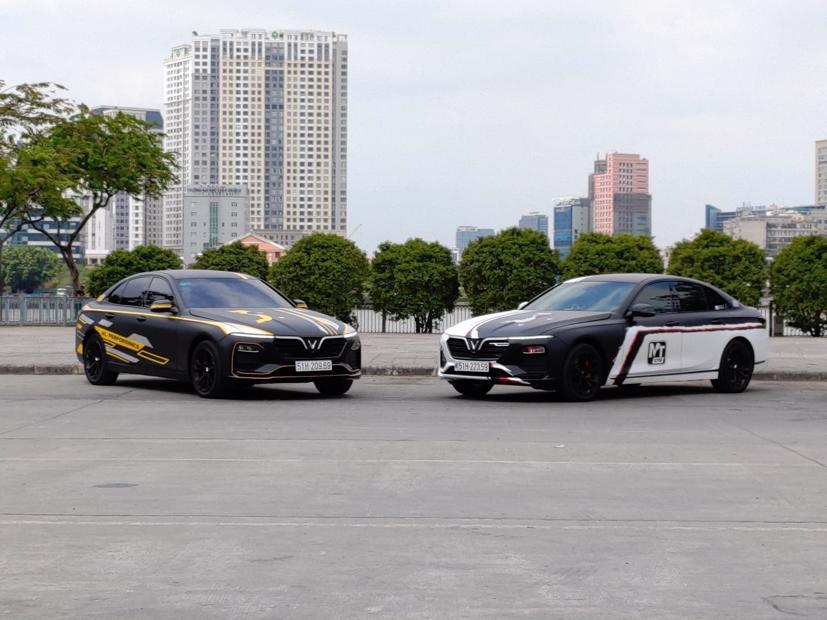 VinFast vừa công bố kết quả kinh doanh ô tô tháng 5/2021, với doanh số bán ra lần lượt là 1.868 xe Fadil, 457 xe Lux A2.0 và 530 xe Lux SA2.0.
