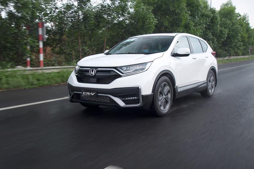 Honda CR-V nhập khẩu Thái Lan bị triệu hồi do lỗi bơm nhiên liệu.