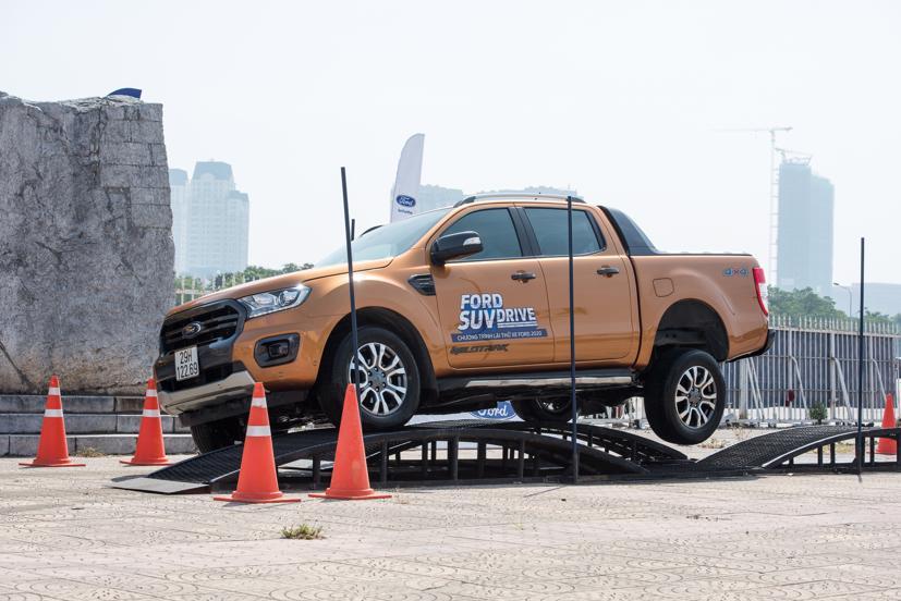 Bán tải Ford Ranger phiên bản lắp ráp trong nước sẽ chính thức ra mắt vào ngày 15/7