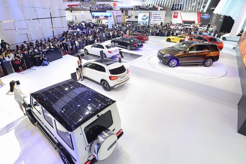 Trong tháng 1/2021, chỉ có khoảng 6.000 ô tô nguyên chiếc được nhập khẩu về Việt Nam, đạt giá trị kim ngạch ước tính 191 triệu USD, theo báo cáo sơ bộ của Tổng cục Thống kê. Ảnh minh họa